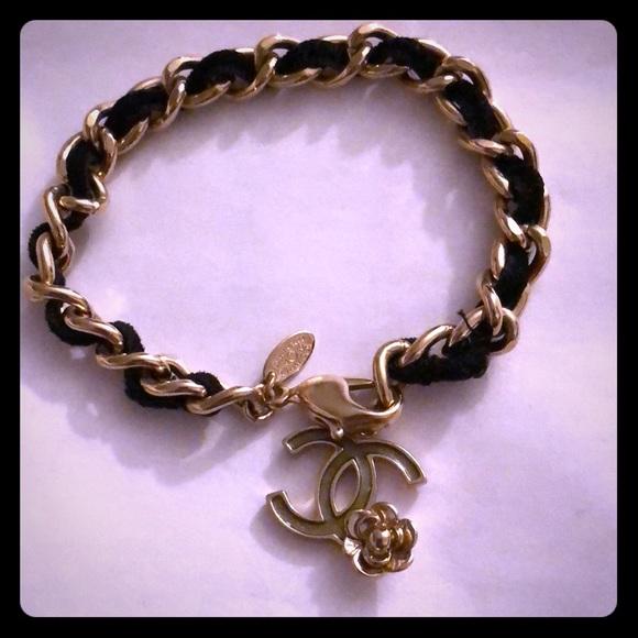 CHANEL Jewelry - Chanel charm bracelet